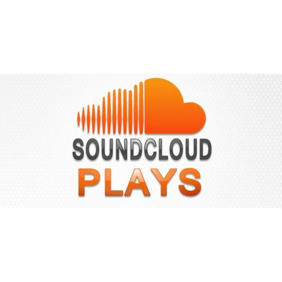 Soundcloud Plays