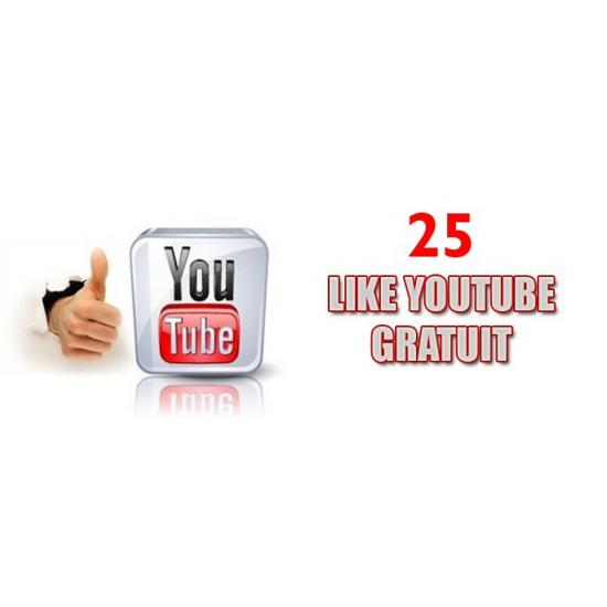 Like Youtube Gratuit
