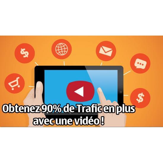 Campagne Marketing Vidéo/Référencement Vidéo Youtube