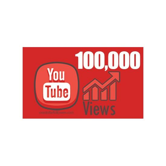 100 000 Vues youtube + Bonus