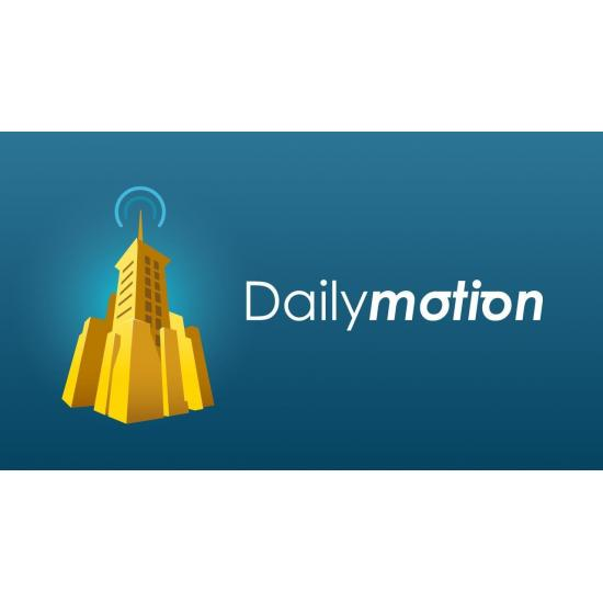 Vues DailyMotion